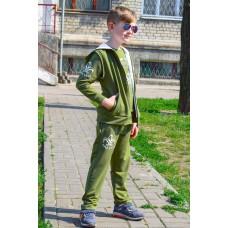 """Костюм подростковый """"Rock"""" (Тройка)"""