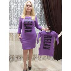 Платья Мама+Дочка (family look) мама