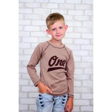 Джемпер детский с вышивкой