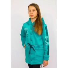 Батник-куртка (парка) подростковая