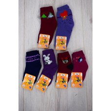 Носки для девочки (махра)