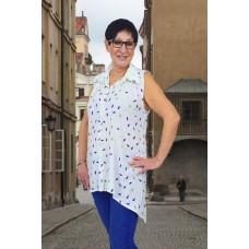 Рубашка - туника женская и подростковая