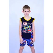 Афганка + шорты для мальчика