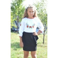 Вышиванка Девочковая