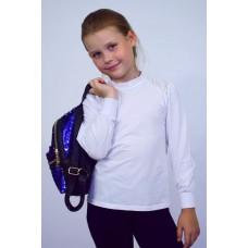 Блуза  Виолетта с длинным рукавом