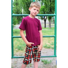 Шорты детские с карманами