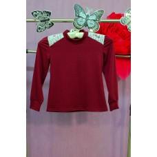 """Блуза """"Виолетта"""" с длинным рукавом"""