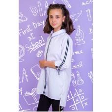 """Блуза-рубашка для девочки """"Стиль"""""""