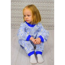 Пижама детская 7-ка