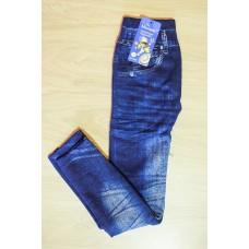 Лосины детские утепленные под джинс