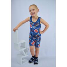 Борцовка + шорты для мальчика