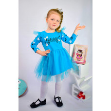 """Платье для девочки """"Musiс"""""""