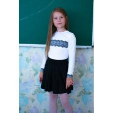 Юбка девочковая для школы