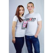 """Футболка Женская с накатом """"Амели"""""""