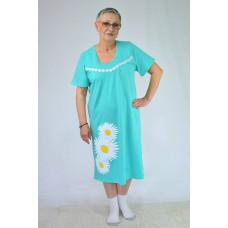 Сорочка женская с рукавом